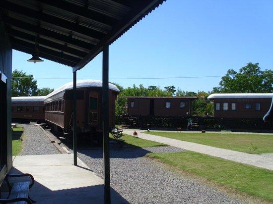 Museo del Ferrocarril : vista