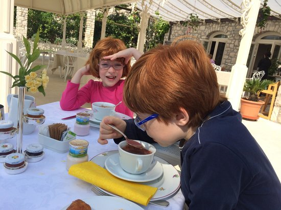 Hotel Villa Florida : I bambini