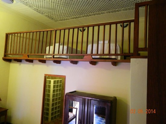 Hotel Casa del Consulado: Two single upstairs - great for travelling with friends