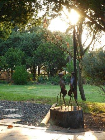 4 Heaven Guesthouse: Garten