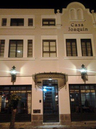 Casa Joaquin Boutique Hotel: facade Boutique Hotel Casa Joaquin