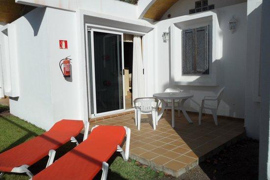 Cordial Biarritz Bungalows: Terrassen