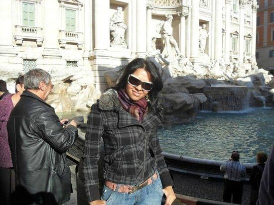 Trevi Fountain: Fontana