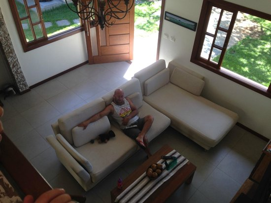 Maresia de Búzios Guest House : sala