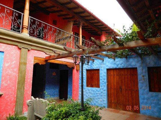 Hotel Casa del Consulado: Hotel grounds