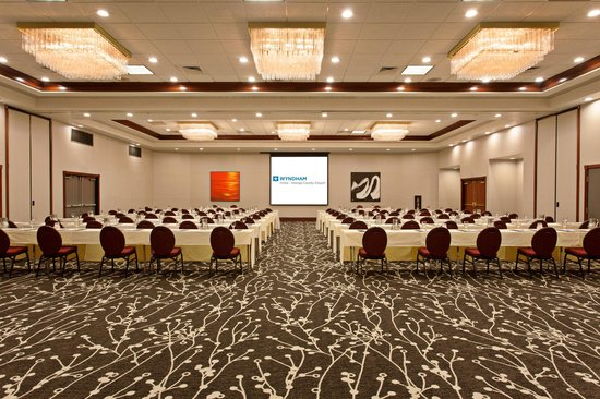 Wyndham Irvine-Orange County Airport : Wyndham Irvine Conference Room