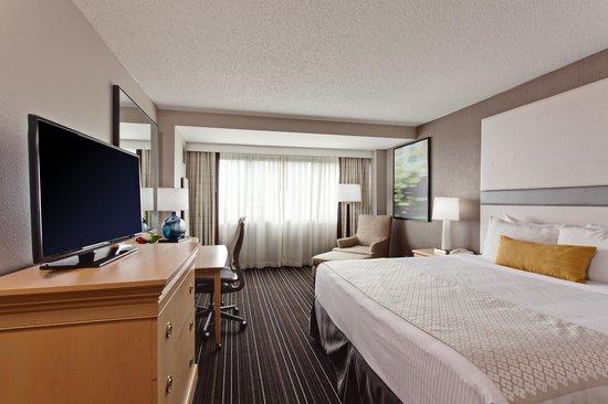 Wyndham Irvine-Orange County Airport : Wyndham Irvine Standard King Room