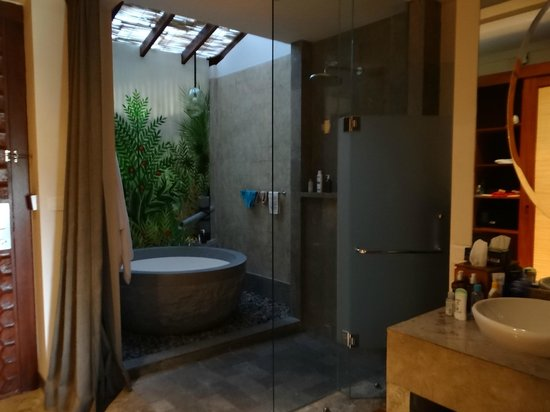 Alaya Resort Ubud: Bano