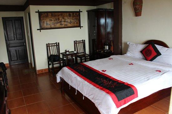 Sapa Unique Hotel: Room on 6th Floor