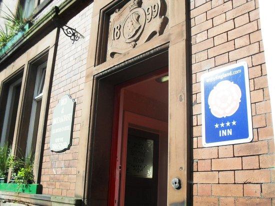 The Victoria Inn: ingresso