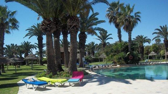 SENTIDO Phenicia: Hotel grounds