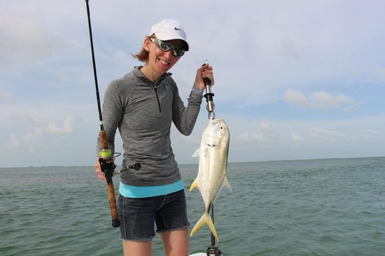 Florida Keys Fishing Adventures: crevalle jack