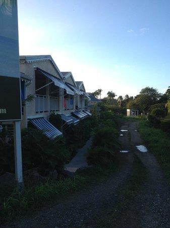 Caraibes Royal: 2 ème bâtiment sur le côté