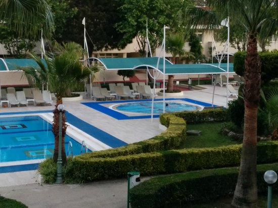 Aska Hotels - Costa Holiday: С балкона вид