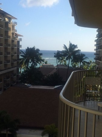 "Embassy Suites by Hilton Waikiki Beach Walk: Great view for a ""city view""!"