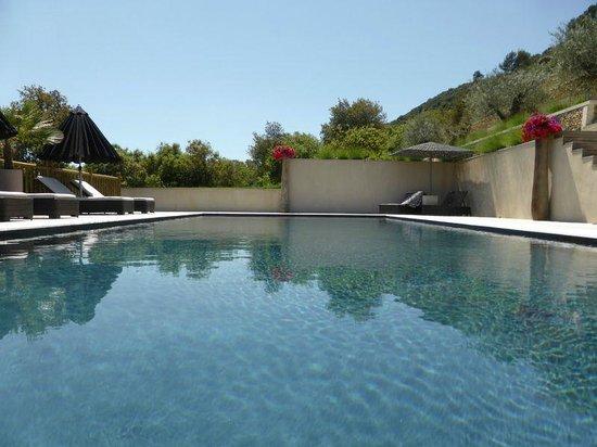 piscine picture of la maison des collines allemagne en. Black Bedroom Furniture Sets. Home Design Ideas