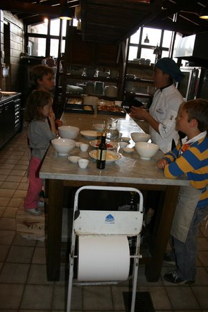 Malbec Symphony Wine Tours - Day Tours: Kids cooking class at Zuccardi with Malbec Symphony
