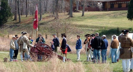 Guilford Courthouse National Military Park : .