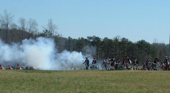 Guilford Courthouse National Military Park: .