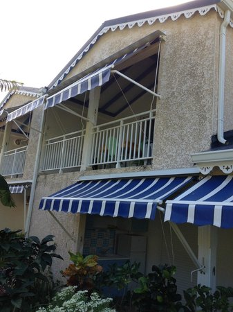 Caraïbes Royal : Notre appartement