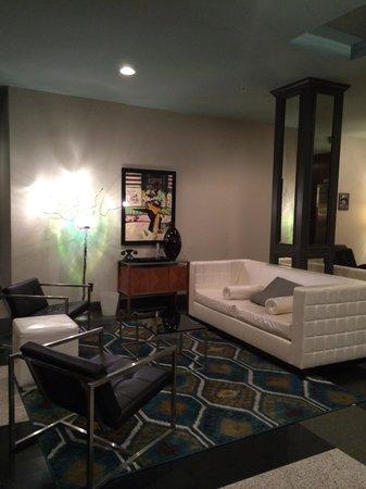Hotel Preston : Lobby