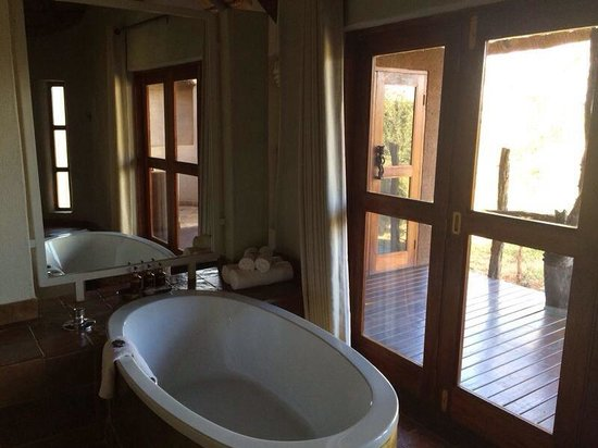 Madikwe Safari Lodge: Bath