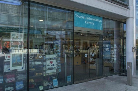Norwich Tourist Information Centre