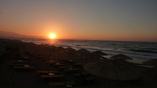 Rethymno Palace : plage
