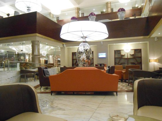 Moon Palace Cancun: nizuc lobby