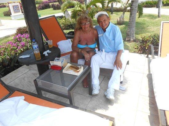 Moon Palace Cancun: baltazar
