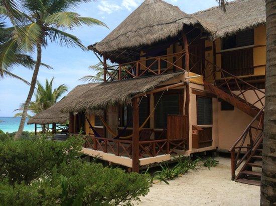 Tita Tulum - Hotel Ecologico : Cabaña