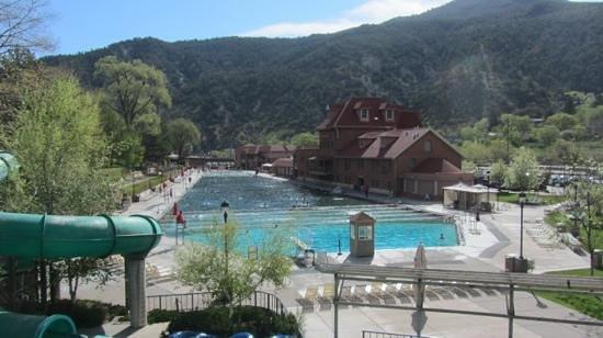 Glenwood Hot Springs Pool : Hot Springs...
