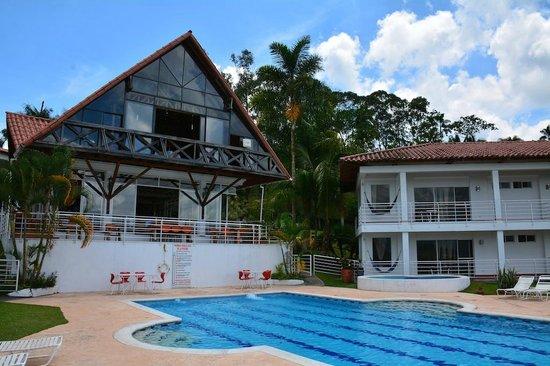Hotel Mirador Las Palmas : Reception