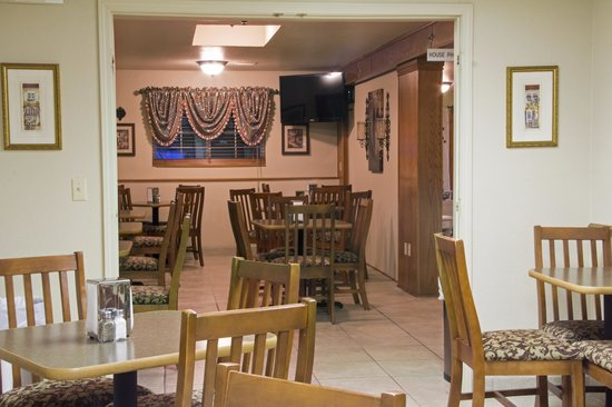 All American Inn & Suites: Dining Area