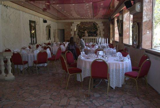 Villa romaine : LA SALLE