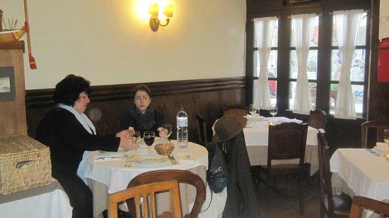Taberna do Félix: interno del ristorante