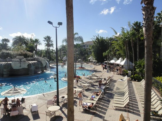 Sheraton Vistana Villages - International Drive: Piscina