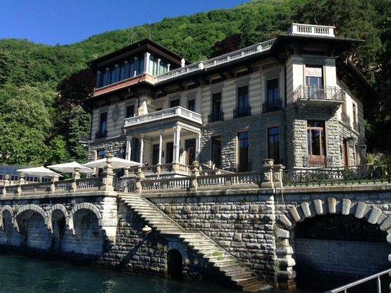 Casta Diva Resort & SPA: Историческая вилла