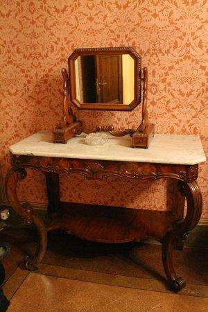 Villa Pedone : Mobile della camera