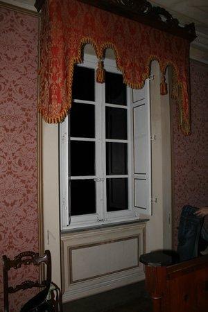 Villa Pedone : Finestra della nostra camera