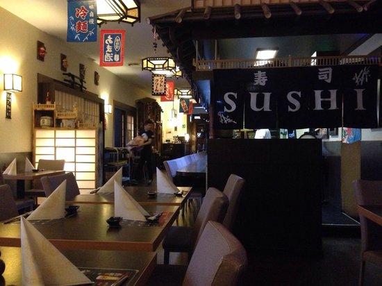 Zen No Hashi : Locale visto dal fondo