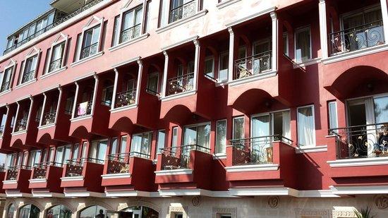 Bilem High Class Hotel : Belim high class