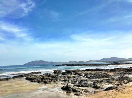 Playa Grande Surf Camp: Gorgeous Views