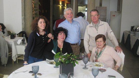 Centurium Restaurante : clienti felici e contenti