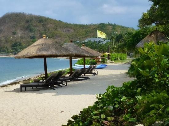 Mandarin Oriental, Sanya: the beach