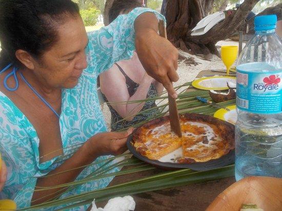 Bora Bora Fishing Paradise Lodge : Loana