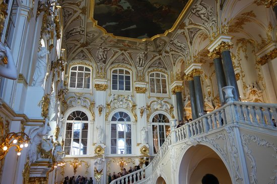 State Hermitage Museum and Winter Palace: interior