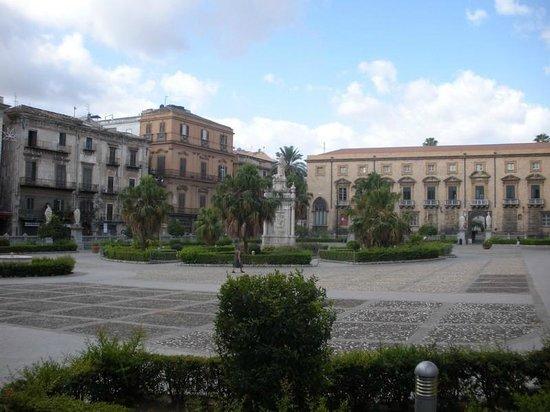 Cattedrale di Palermo: w