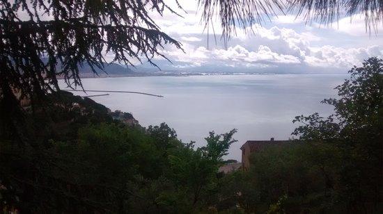 Il Melograno in Costa d'Amalfi: LA VEDUTA!!