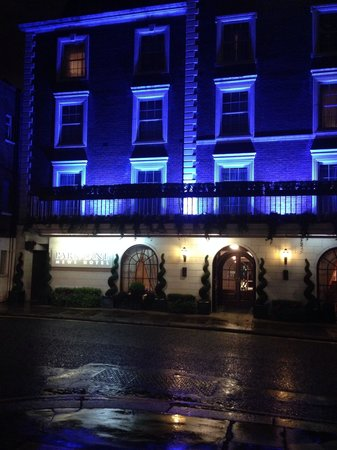Park Lane Mews Hotel: Esterno